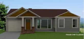 House Plans  Home Plans  Floor Plans  Portland Oregon Home DesignThis final house plan was developed through the D Design Process  The existing porch was reused  and two columns were installed to support the new gable
