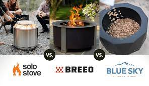 Best Smokeless Fire Pits Solo Stove Vs Breeo Vs Blue Sky 2021 Review