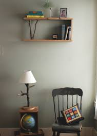 diy branch table lamp themerrythought
