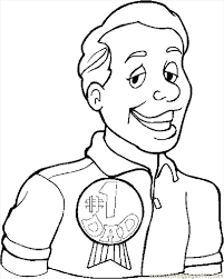 Small Picture 1 Dad Coloring Pages 1 dad ribbon coloring page happy father 39 s
