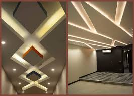 ... Latest False Ceiling Design Ideas Pop Gypsum For Bedroom And Latest  Hall Plan N Led Wall