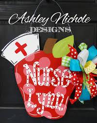 School Clinic Decorations Nurse Ornament Etsy