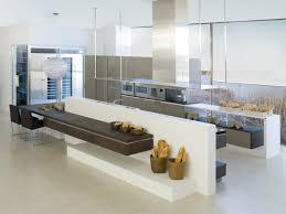 White Marble Floor Kitchen Custom Kitchen White Marble Flooring In Modern Home Kitchen Design