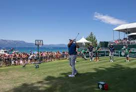 at Edgewood Tahoe Golf Course