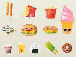 cute animated food wallpaper. Perfect Food Cute Cartoon Food Wallpapers Gallery To Animated Wallpaper R