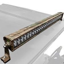 Tuff Stuff 30 Inch Light Bar Super Atv 30 Inch Double Row Straight Camo Led Light Bar