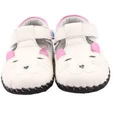 C2BB | Chaussons de bébé en cuir souple - Chaussures enfants ...