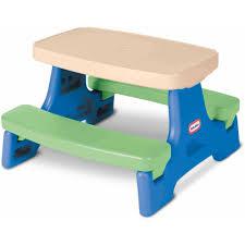 Little Tikes Bedroom Furniture Little Tikes Easy Store Jr Play Table Walmartcom