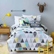 bold and bright quilted quilt cover 10 awesome kids bedding tinyme blog
