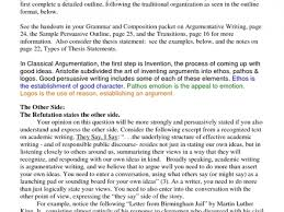 persuasive essays examples sample persuasive speech  examples of resumes best photos autobiography essay