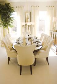 Stunning Cream Dining Room Sets Contemporary Home Design Ideas
