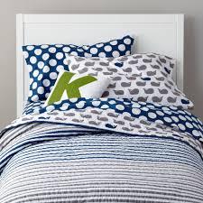 image of boys twin bedding sheet