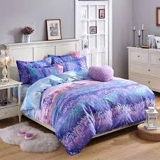 purple bedding sets queen romantic designer purple bedding set queen twin size lavender print duvet cover