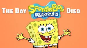 spongbob sqaure pants. Exellent Pants The Day SpongeBob SquarePants Died With Spongbob Sqaure Pants N