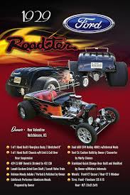 Car Show Display Signs For Your Show Car Corvette Camaro Chevy Ford Or Other Gift Certificates Available