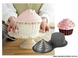 Hire Jumbo Cupcake Tinpan Wilton