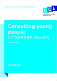 Lit Review Consulting Young People A Literature Review Open Research Online