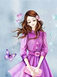 Pin by 星空 夏季 on Cute | Anime art girl, Cute girl wallpaper, Cute girl  drawing