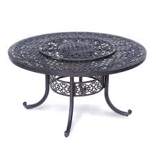dining table with lazy susan built in inch patio dining table with ice bucket and lazy dining table with lazy susan built in rosewood round