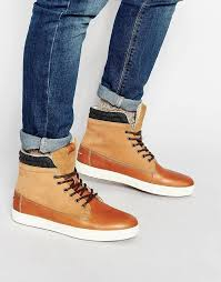 divi leather high tops