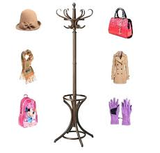 Antique Wooden Coat Rack Stand Gorgeous Decoration Wood Coat Rack Stand Tree Holder Wooden Hat Jacket