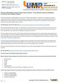 Scandium Oxide Price Chart Scandium Metal Market Analysis Report By Key Players Rusal