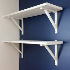 permalink to awesome wall shelves with brackets gallery