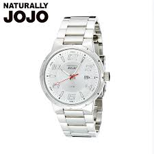 popular jojo watches buy cheap jojo watches lots from jojo naturally jojo men s watch business stainless steel watch men s calendar watch