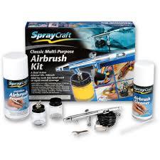 Cake Decorating Airbrush Kit Spraycraft Sp50k Dual Action Airbrush Kit Air Brushes Air