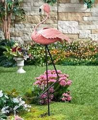 outdoor yard decor metal bird planters peacock flamingo outdoor garden yard outdoor yard decorations for outdoor yard decor good garden