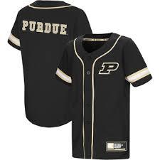 Jerseys Boilermakers Fanatics Apparel Hats Gear Purdue University Baseball