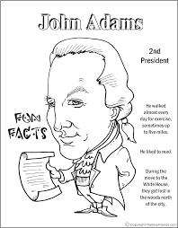 Small Picture Declaration of Independence and other coloring pages