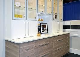 custom doors for ikea kitchen cabinets ikea brokhult kitchen w glass door google search