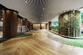 office lobby design ideas. Office Lobby / 4N Design Architects, © James G. Of Hollywood Studio Ideas H