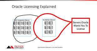 Oracles Position On Licensing In One Clear Chart Palisade