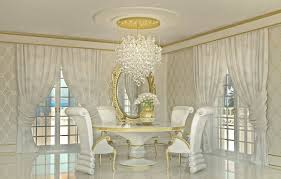 crystal dining room for luxurious impression. Lidia Bersani / Luxury Interior Design - Beautiful White Armchair Finished Silk And Swarosvki Crystals, Crystal Dining Room For Luxurious Impression A