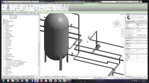 Autocad Piping Design Using Autocad P Id And Revit Mep For Piping Design Autocad