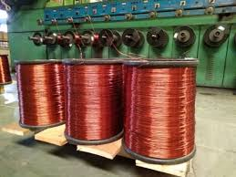 China Polyester Imide Polyamide Imide Al Magnet Wire