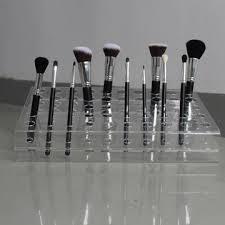china acrylic makeup brush holder good quany display