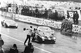 Ford Vs Ferrari Remembers Historic Ford Victory At 1966 24 Hours Of Le Mans