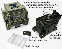 3 pole contactors schneider 4 pole contactor kripal contactor larger image