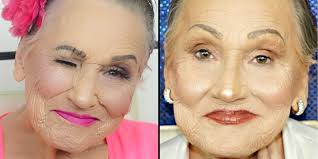 the 80 year old contouring grandma s newest makeup transformations will you away