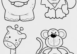Fresh Free Coloring Page Coloring Difficult Monkey A Coloring Page