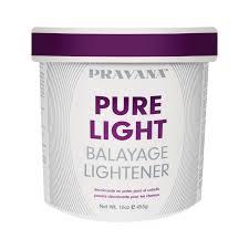 Pravana Pure Light Shampoo Reviews Pure Light Balayage Lightener Pravana Cosmoprof