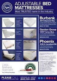 los angeles latex mattresses natural and organic beds la