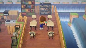 This item appears in the homes of the following villagers: Acnh Cafe Design Ideas Outdoor Cafe Guide Animal Crossing Gamewith