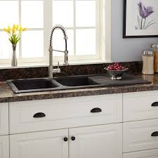 granite composite kitchen sinks signature hardware regarding dimensions 1500 x 1500
