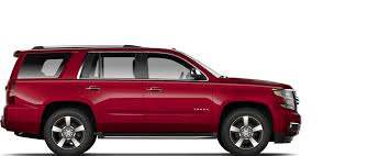 New SUVs: 7-9 Passenger SUVs - Family SUVs | Chevrolet