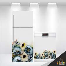 Buzdolabı Ve Bulaşık Makinesi Kapak Sticker Folyo Kaplama - Lazımbana'da