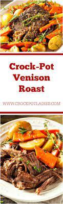 crock pot venison roast crock pot las